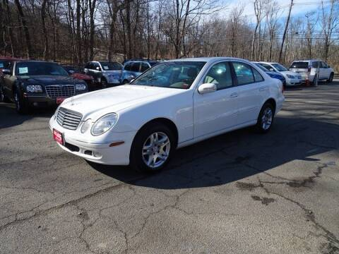 2003 Mercedes-Benz E-Class for sale at East Coast Motors in Lake Hopatcong NJ