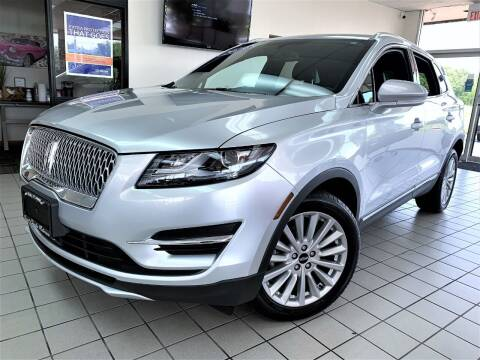 2019 Lincoln MKC for sale at SAINT CHARLES MOTORCARS in Saint Charles IL