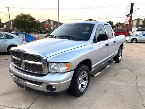 2002 Dodge Ram Pickup 1500 for sale at Car Gallery in Oklahoma City OK