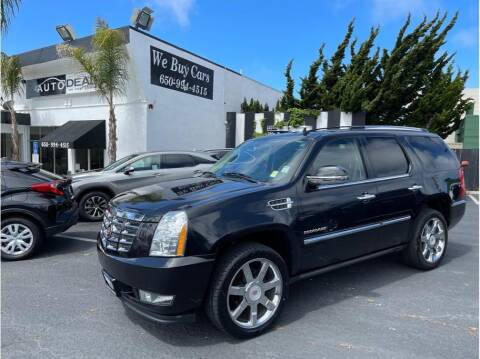 2012 Cadillac Escalade for sale at AutoDeals in Daly City CA