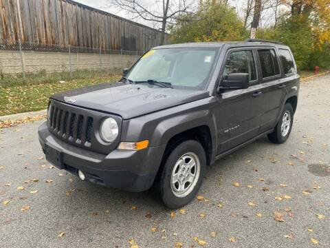 2014 Jeep Patriot for sale at Posen Motors in Posen IL
