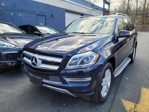 2014 Mercedes-Benz GL-Class for sale at AW Auto & Truck Wholesalers  Inc. in Hasbrouck Heights NJ