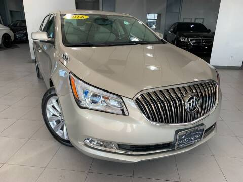 2016 Buick LaCrosse for sale at Auto Mall of Springfield in Springfield IL