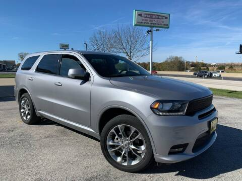 2019 Dodge Durango for sale at Revolution Motors LLC in Wentzville MO