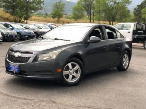 2013 Chevrolet Cruze for sale at Lakeside Auto Brokers in Colorado Springs CO