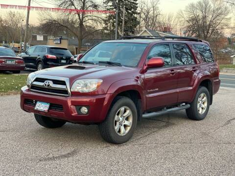 2006 Toyota 4Runner for sale at Tonka Auto & Truck in Mound MN
