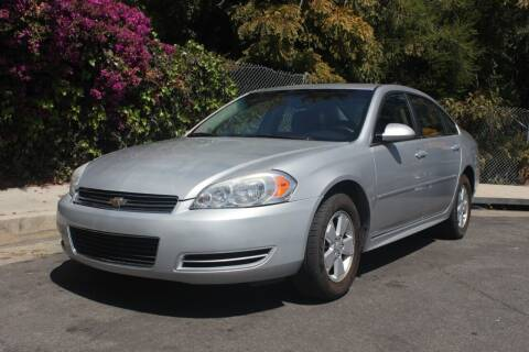 2009 Chevrolet Impala for sale at United Automotive Network in Los Angeles CA