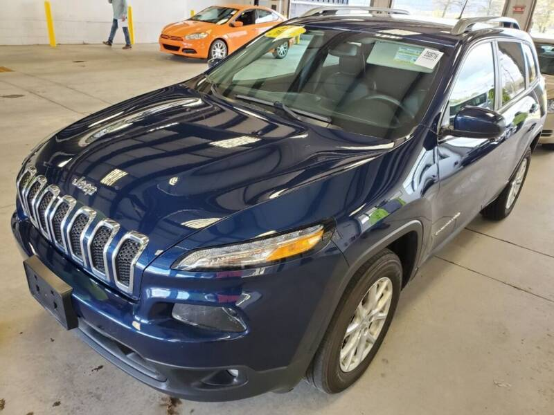 2018 Jeep Cherokee for sale at Franklyn Auto Sales in Cohoes NY