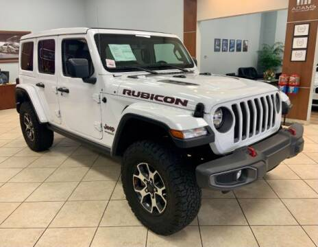 2020 Jeep Wrangler Unlimited for sale at Adams Auto Group Inc. in Charlotte NC
