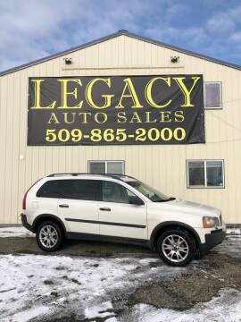 2003 Volvo XC90 for sale at Legacy Auto Sales in Toppenish WA