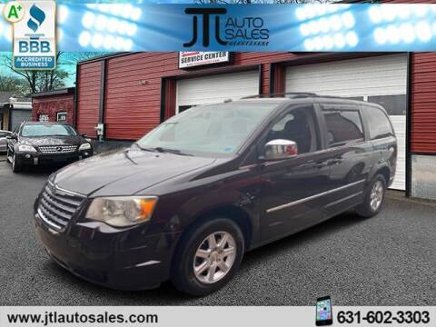 2010 Chrysler Town and Country for sale at JTL Auto Inc in Selden NY