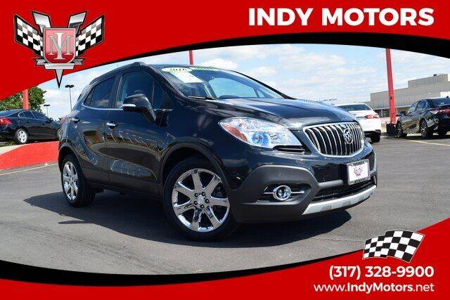 2016 Buick Encore for sale at Indy Motors Inc in Indianapolis IN