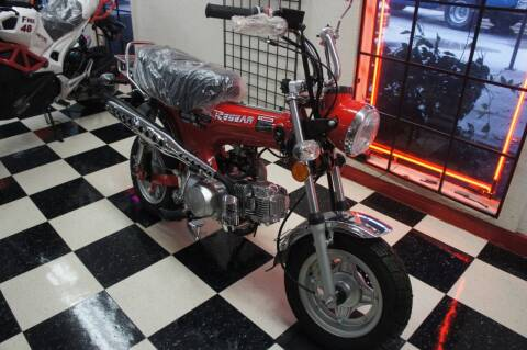 2020 ICE BEAR TRAIL 125 for sale at Dream Machines USA in Lantana FL