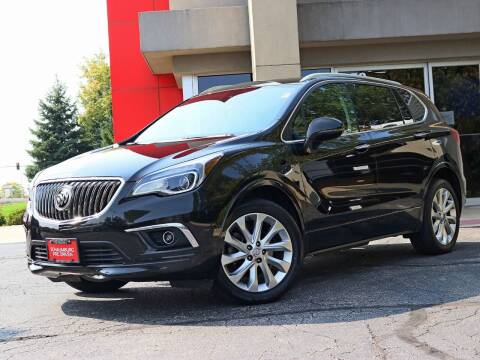 2016 Buick Envision for sale at Schaumburg Pre Driven in Schaumburg IL