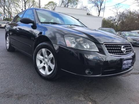 2006 Nissan Altima for sale at Certified Auto Exchange in Keyport NJ