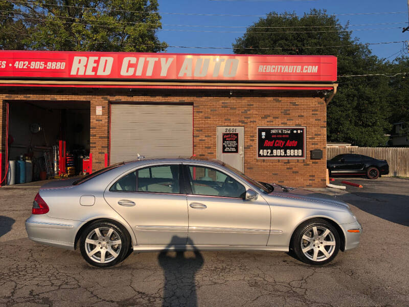 2007 Mercedes-Benz E-Class for sale at Red City  Auto in Omaha NE