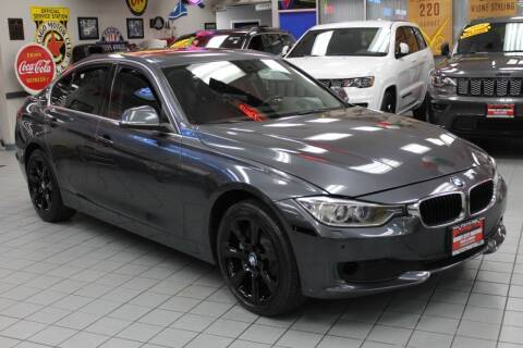 2015 BMW 3 Series for sale at Windy City Motors in Chicago IL