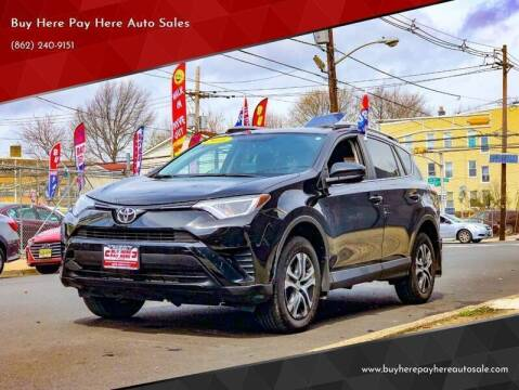 2016 Toyota RAV4 for sale at Buy Here Pay Here Auto Sales in Newark NJ
