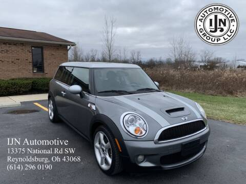 2008 MINI Cooper Clubman for sale at IJN Automotive Group LLC in Reynoldsburg OH