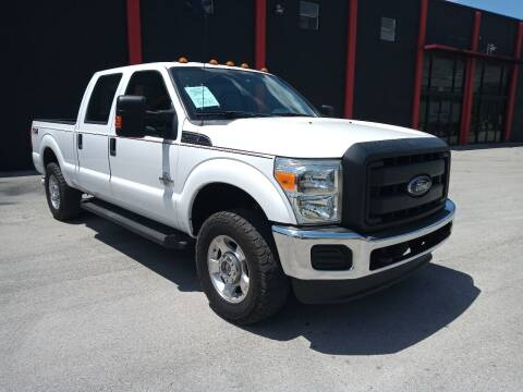 2013 Ford F-250 Super Duty for sale at Ven-Usa Autosales Inc in Miami FL