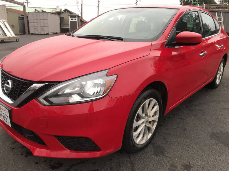 2018 Nissan Sentra for sale at AutoDistributors Inc in Fulton CA