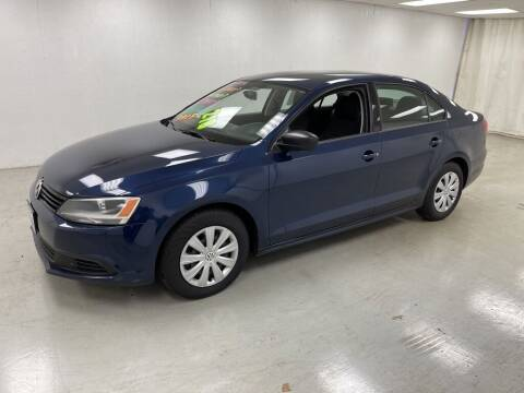 2014 Volkswagen Jetta for sale at Kerns Ford Lincoln in Celina OH