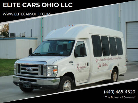 2012 Ford E-Series Chassis for sale at ELITE CARS OHIO LLC in Solon OH