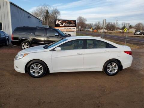 2013 Hyundai Sonata for sale at KJ Automotive in Worthing SD