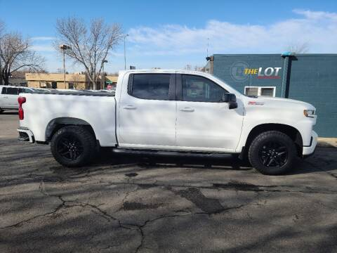 2019 Chevrolet Silverado 1500 for sale at THE LOT in Sioux Falls SD