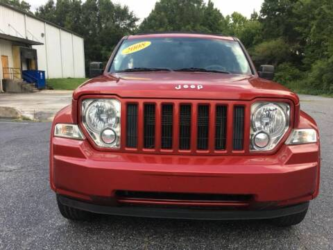 2008 Jeep Liberty for sale at Speed Auto Mall in Greensboro NC