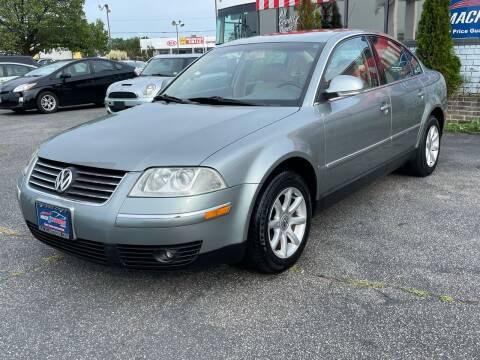 2004 Volkswagen Passat for sale at Mack 1 Motors in Fredericksburg VA