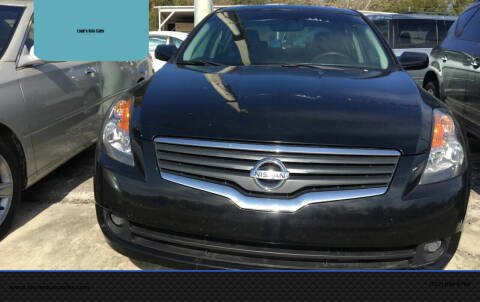 2008 Nissan Altima for sale at Louie's Auto Sales in Leesburg FL
