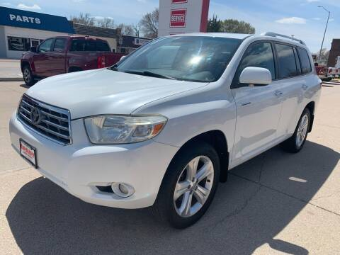 2008 Toyota Highlander for sale at Spady Used Cars in Holdrege NE