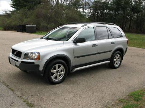 2004 Volvo XC90 for sale at The Car Vault in Holliston MA