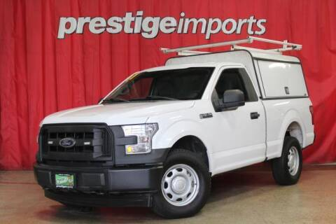 2017 Ford F-150 for sale at Prestige Imports in St Charles IL