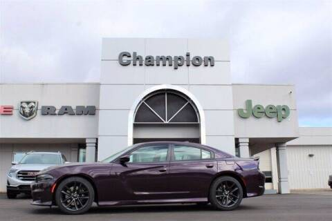 2021 Dodge Charger for sale at Champion Chevrolet in Athens AL