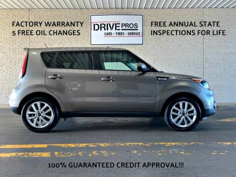 2017 Kia Soul for sale at Drive Pros in Charles Town WV