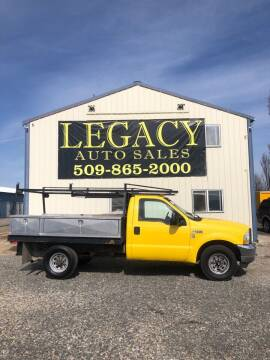 2003 Ford F-350 Super Duty for sale at Legacy Auto Sales in Toppenish WA