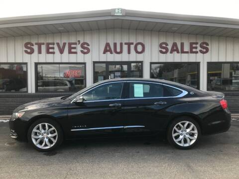 2020 Chevrolet Impala for sale at STEVE'S AUTO SALES INC in Scottsbluff NE