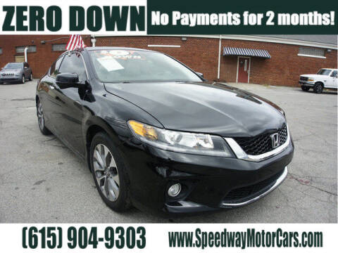 2015 Honda Accord for sale at Speedway Motors in Murfreesboro TN