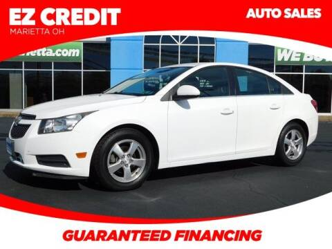 2012 Chevrolet Cruze for sale at Pioneer Family preowned autos in Williamstown WV