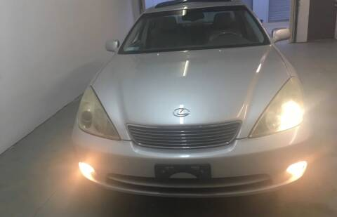 2005 Lexus ES 330 for sale at Affordable Auto Sales in Dallas TX