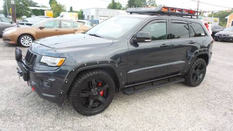 2014 Jeep Grand Cherokee for sale at Unlimited Auto Sales in Upper Marlboro MD