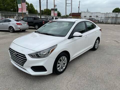 2019 Hyundai Accent for sale at Saipan Auto Sales in Houston TX