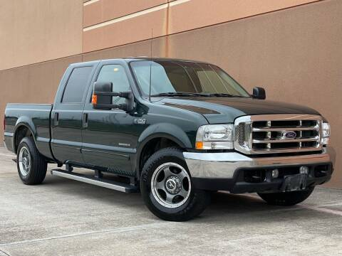 2001 Ford F-250 Super Duty for sale at TX Auto Group in Houston TX