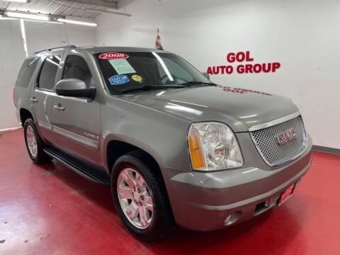 2008 GMC Yukon for sale at GOL Auto Group in Austin TX