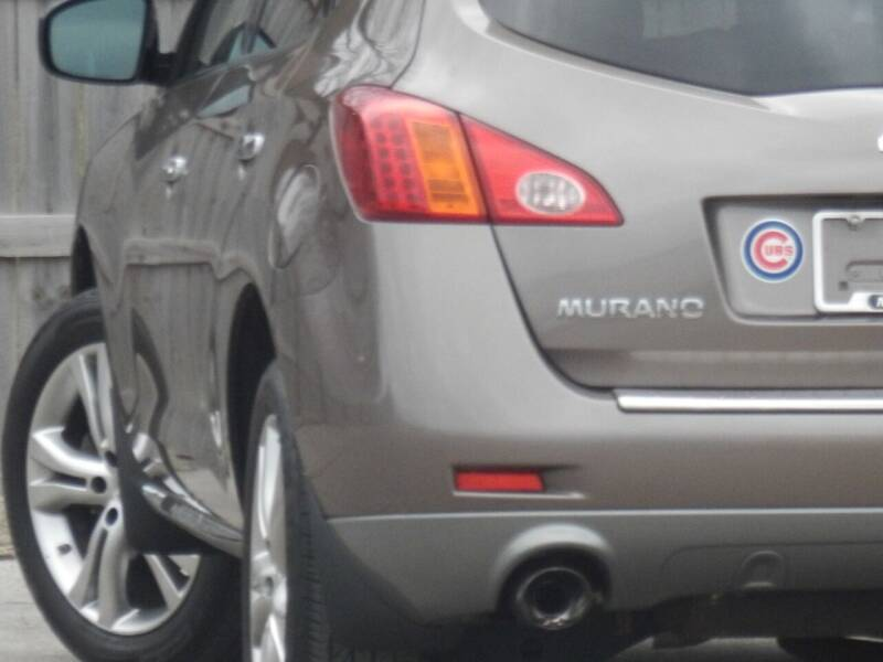 2010 Nissan Murano for sale at Moto Zone Inc in Melrose Park IL