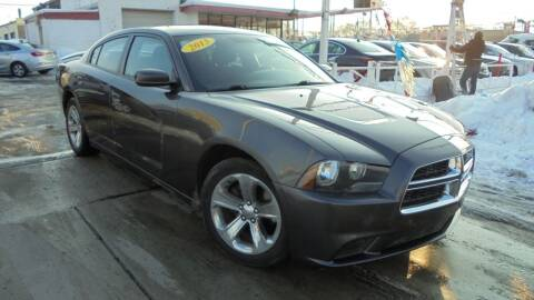 2013 Dodge Charger for sale at Absolute Motors in Hammond IN