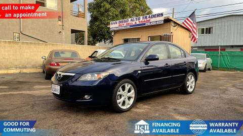 2008 Mazda MAZDA3 for sale at San Diego Auto Traders in San Diego CA