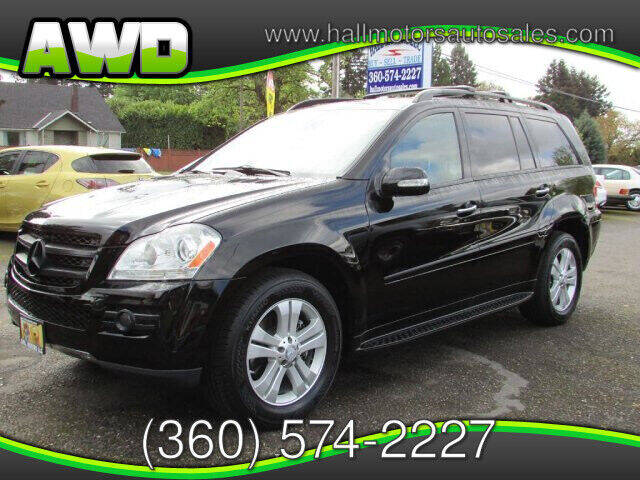 2008 Mercedes-Benz GL-Class for sale at Hall Motors LLC in Vancouver WA